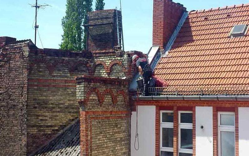 fassadenkletterer berlin mauererarbeiten fassadenreparatur