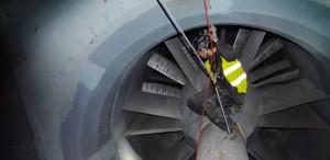 Industriekletterer-reparatur-montage-wartung