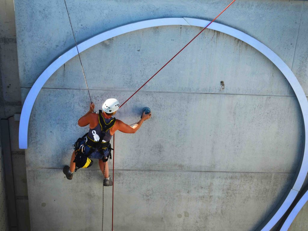 fassadenkletterer berlin mauererarbeiten verputzen wandreparatur