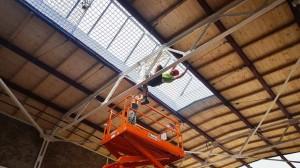 industriekletterer-berlin-netzmontage-netz-installation-auffangnetze-personenauffangnetze